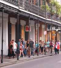 New Orleans Haunted History Ghost Tour