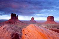 Monument Valley Air and Jeep Tour