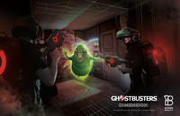 Ghostbusters: Dimensions at Madame Tussauds New York