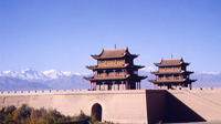 All Inclusive Private Day Tour of Jiayuguan including Jiayuguan Fort, Overhanging Great Wall and More