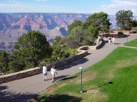 Grand Canyon National Park Hiking Tour and IMAX Movie from Tusayan