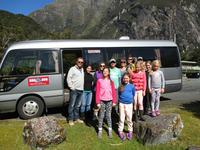 Full-Day Milford Sound and Fiordland National Park Tour including Milford Sound Cruise and BBQ Lunch