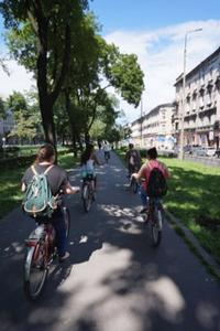 Sightseeing Bike Tour of Krakow