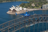 Helikoptertur over Sydney Harbour