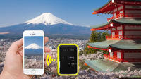 Mobile WiFi Hotspot Rental at Osaka Kansai Airport Private Car Transfers