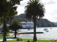 InterIslander Ferry - Picton to Wellington, Picton Boat Cruises, Harbour Cruises & Sailing