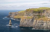 Western Ireland Rail Tour from Dublin: Limerick, Cliffs of Moher, Burren and Galway