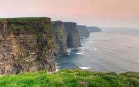 Cork, Blarney Castle, Ring of Kerry and Cliffs of Moher Rail Trip