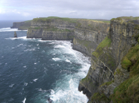 4-Tage Bahnfahrt Ring of Kerry, Limerick, Cliffs of Moher, Galway und Connemara