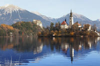 Bled Sightseeing Tour from Ljubljana