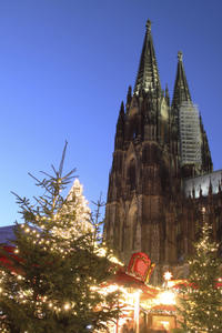 Cologne Rhine River Christmas Afternoon Cruise
