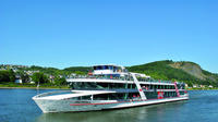 Rhine River Cruise to Königswinter with Sea Life Visit or Drachenfels Cliff