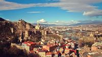 Tbilisi Walking Tour with Cable Cars, Wine Tasting and Traditional Bakery