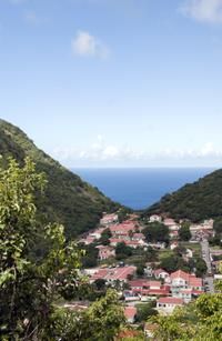 Saba Day Trip from St. Martin