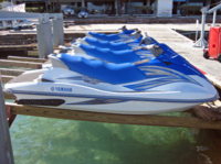 St. Martin Wave Runner Hire