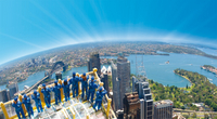 Sydney Skywalk im Sydney Tower Eye