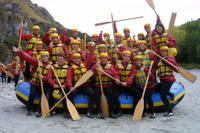 Queenstown Triple Challenge (Jet Boat Ride, Helicopter and White Water Rafting), Queenstown Adventure & Extreme Sports