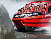 Queenstown Triple Challenge (Jet Boat Ride, Helicopter and White Water Rafting)