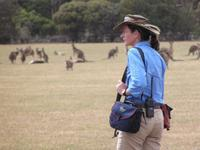 Savannah Walkabout Australian Animals Eco Tour from Melbourne