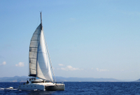 Luxury Catamaran Cruise from Oahu