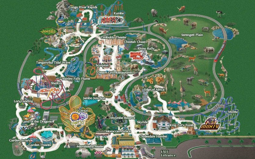 Opinions On Busch Gardens Tampa