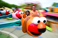 Picture of Sesame Place Theme Park