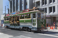 Grand Tour of Christchurch Including Botanic Gardens, Gondola and Hop-On Hop-Off Tram