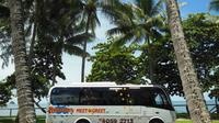 Private Departure Transfer: Palm Cove and Cairns Northern Beaches to Cairns Airport Private Car Transfers