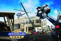 Anaheim Theme Park Transport: Universal Studios Hollywood