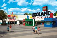 Picture of LEGOLAND California with Transport