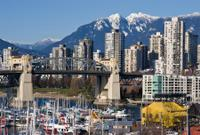 Vancouver Art Walking Tour: Yaletown and Granville Island Including Ferry Ride