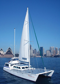 Sail, Swim and Picnic Lunch Cruise on Sydney Harbour