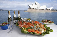 Seafood Buffet Lunch Cruise on Sydney Harbour, Sydney City Water Activities