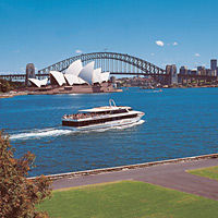 Sydney Explorer Hop-on Hop-off Harbour Cruise