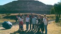 Two-Day Private Tour: Teotihuacan Pyramids Xochimilco and Guadalupe Shrine