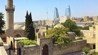 4 Hour Private Baku City Tour with English Speaking Guide