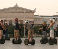 Chicago Fireworks Segway Tour Picture