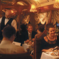 Tour van Melbourne in het Colonial Tramcar Restaurant