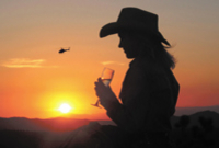 Grand Canyon Helicopter and Sunset Ranch Adventure