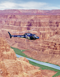 Grand Canyon West Rim Helicopter Flight
