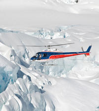 Fox Glacier and Mount Cook Helicopter Flight