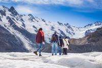 Mt Cook Helicopter Flight and Tasman Glacier Walk, Mount Cook Air Activities