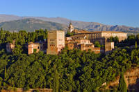 Alhambra Half-Day Tour and Private Alhambra Sightseeing Flight - Granada, Spain