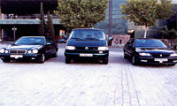 Granada to Seville Private Transfer