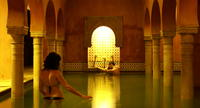 Skip the Line: Alhambra Tour and Granada Hammam - Granada, Spain