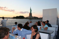 Manhattan Harbor Cruise Picture