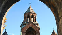 Day Trip: Echmiadzin Mother Cathedral, Hripsime Church, Gayane Church, Treasures Museum and Zvartnots Temple