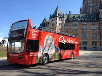 Quebec City Hop On Hop Off Tour