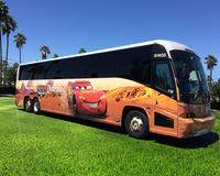 Disneyland Resort Express: Airport Transfers between Los Angeles Airport and Anaheim Resort Area