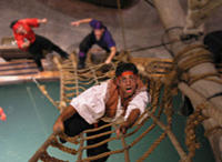 Pirates Dinner Adventure Buena Park with Transport